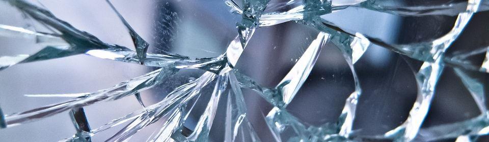Glasschade in Weert